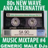 80s New Wave / Alternative Songs Mixtape Volume 4