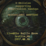 Mechanismus Warfront@Resurrection Sunday, 2017.08.06