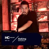 House Cartel October 2018 Podcast Guest Mix: Asking (WePlayItDeep)