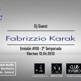 Pulsar 12.04 - Fabrizzio Karak (DjSet)