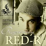 RED setmix 09SEP14 @ Progresssio DHP deephouseparade.com radio