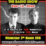 RW065 - THE JOHNNY NORMAL RADIO SHOW - 2ND MARCH 2016 - RADIO WARWICKSHIRE