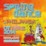 phil.panda - SpringDance Stuttgart 7.3.2014