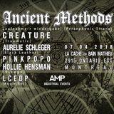 AMP session 004 [Creature + LVX]