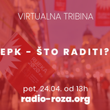 Virtualna Tribina - EPK - Što raditi?