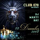 (Mix) DJ Marty Bay - Nu Disco December 2018