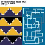 CM—010 WALLS ON WALLS: IF THESE WALLS COULD TALK