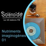 Solénoïde - Nutriments Imaginogènes > Matthew Herbert, Radiomentale, The Vegetable Orchestra,...