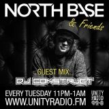 North Base & Friends Show #26 Guest Mix By DJ CONSTRUCT [27:3:17]