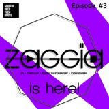 ZAGGIA is here! Episode #3 | Best of Soulful, Deep & Tech House Mix |2014 |