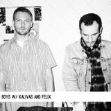 RAB w/ Kalivas b2b Felix — Pt.1 — 14/10/2016