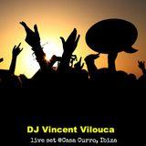 Vocal DJ Vincent Vilouca live at 30 Love Meets OMEO And Friendz, Casa Curro Ibiza (incl Live Vocals)