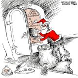 a salvage sound christmas