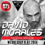 HOUSE OF FRANKIE-MADE IN ITALY NYC EPISODE 13 GUEST DAVID MORALES