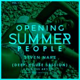 Opening Summer People (Deep House Session)