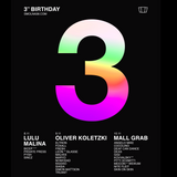 Smolna 3rd Birthday Set   LuLu Malina