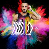 PRIDE MILANO 2017 Official Podcast - iWill DJ