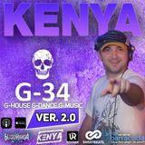Dj Kenya - G-34 ver. 2.0 [G-house, G-dance, G-music] (18.01.2016)