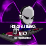 Freestyle Dance Mix 2 - DJ Carlos C4 Ramos