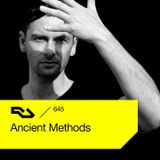 RA.645 Ancient Methods