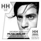 Musik Dealer @ HitHat Podcast / Spain / MMXVII