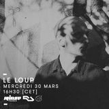 Resident Advisor x Concrete Take Over : Le Loup - 30 Mars 2016