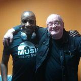 Dean Anderson's TnT Soul Show with special guest Stuart Cosgrove