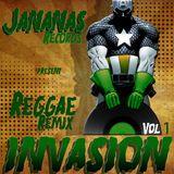 "Str8 Kutz: Reggae ""Remixs"" INVASION #1"