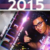 DJ DEMO - pharaohs land promo EDM ( fire show set mix 30 min )