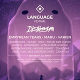 DJ Shimamura - Live at LANGUAGE FESTIVAL 2018 (24-26 August)