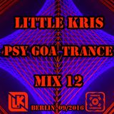 Little Kris - Psy-Goa-Trance Mix 12