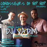 SKANDOUZ & Tom Foolery Beats - Connoisseurs Of Hip Hop 58 - DJ VADIM