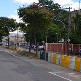 Avenida Loreto - Canteiros continuarão fechados, mas prefeitura já admite mudanças.