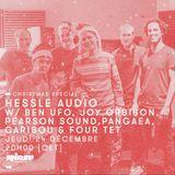 Hessle Audio Christmas Special: Ben UFO - Four Tet - Caribou - Pangaea - Joy Orbison - Pearson Sound