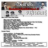 Week 25 2015 - Mike Lucas & Simon Beta - Bangerang Radio Show Guestmix by Sunstars