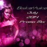 BakaYuka July 2014 Promo Mix