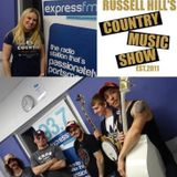 Russell Hill's Country Music Show feat. Dirty Diesel Outlaw Orchestra + Lily Garland. 09/04/17