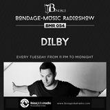 Bondage Music Radio #54 mixed by Dilby
