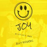 JOY Mixtape 001 | Ally Ridgers