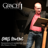 Chris Cowling on Letting God Write Your Story 2.20.18