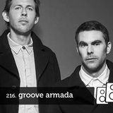 Soundwall Podcast #216: Groove Armada