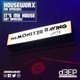 hOUSEwORX - Episode 118 - Jon Manley - D3EP Radio Network - 240317