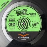 019 Twisted Melon // NOV 2017 // Cafe Mambo // Data Transmission