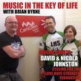 Music in the Key of Life w/Brian Byrne 12 May 2017, feat. David & Nicola Johnston