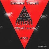 Prèsage Podcast #008 - Daniele Travali