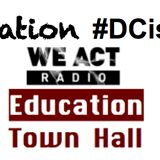 Aaron Holmes for DC's Ward 8 & Detroit teacher-leader Edna Reaves on Education Town Hall 5-12-16
