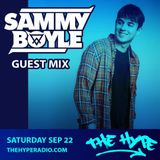 THE HYPE 102 - Sammy Boyle guest mix
