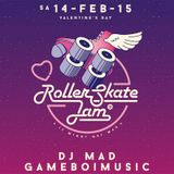 DJ MAD - Roller-Skate Jam 14.02.2015 Mix