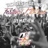 Tacheles Clothing Festival Mixtape - HipHop Kemp Special
