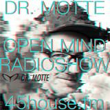 Dr. Motte Open Mind Radio Show for 54house.fm